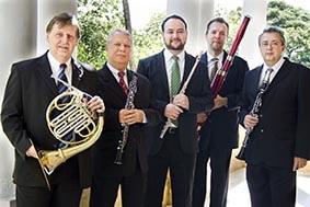 Música de câmara do Quinteto Villa-Lobos