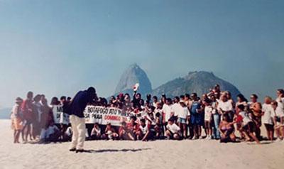 Os 40 anos de luta da AMAB