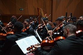 Orquestra Sinfônica na Casa Firjan