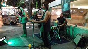 Botafogo, estação do rock