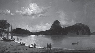 O crime da Praia de Botafogo
