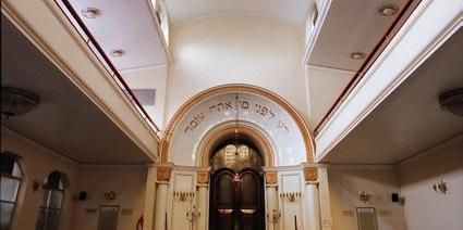 A mais antiga sinagoga do Rio fica em Botafogo