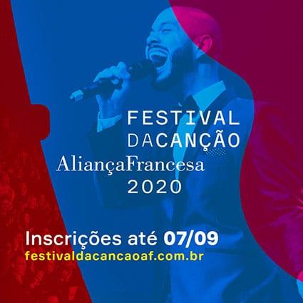 Festival da Canção Francesa 2020: últimos dias para inscrições