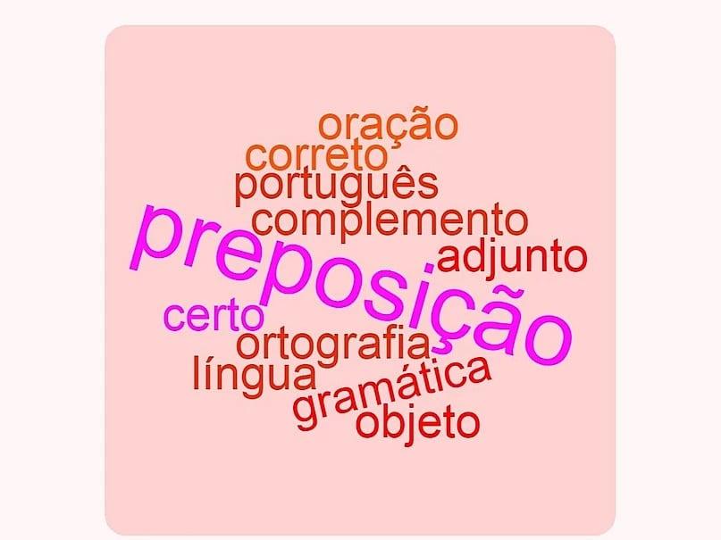 Salvem o Português! Devolvam suas preposições!