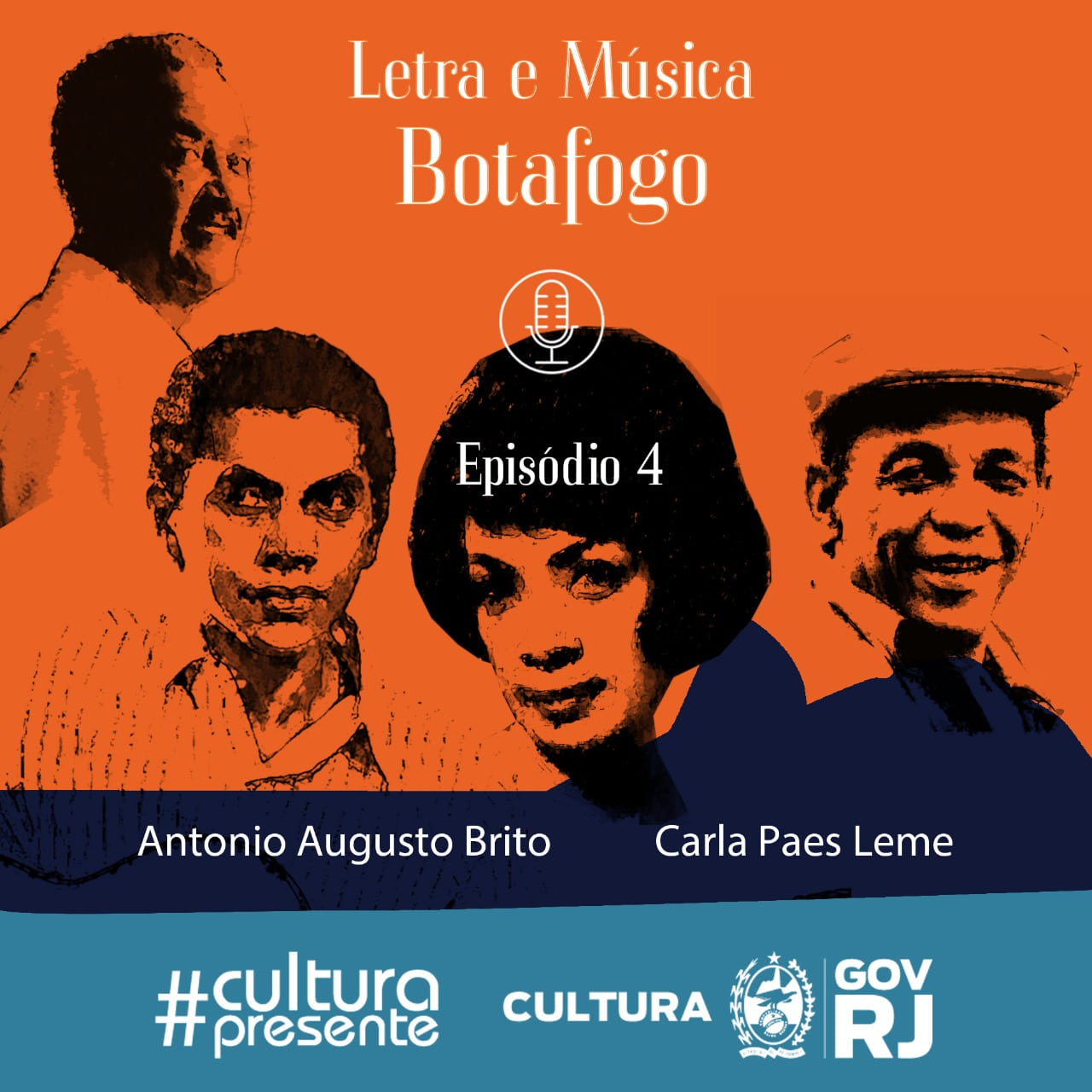 Letra e música Botafogo – Episódio 4